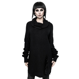 sweter damski KILLSTAR - Sweet Six - BLACK - KSRA000683