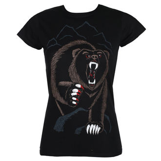 koszulka hardcore damska - BEAR NECESSITIES - GRIMM DESIGNS, GRIMM DESIGNS