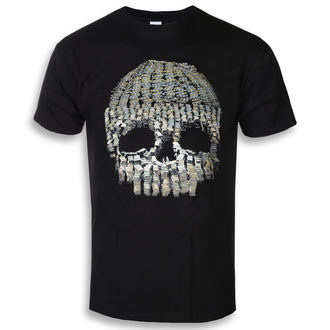 koszulka męska Anti Flag - Money Skull - Black - KINGS ROAD, KINGS ROAD, Anti-Flag