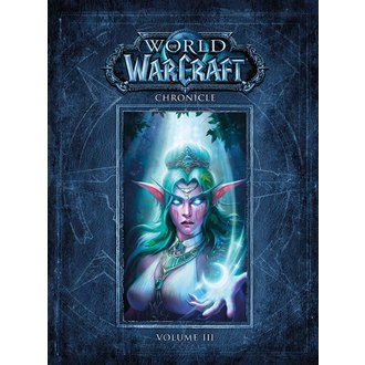 Książka World of Warcraft - Chronicle Volume 3, NNM, World Of Warcraft