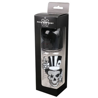 Niemowlę butelka (300ml) ROCK STAR BABY - TATOO, ROCK STAR BABY