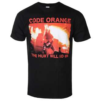 koszulka męska CODE ORANGE - RED HURT PHOTO - PLASTIC HEAD, PLASTIC HEAD, Code Orange