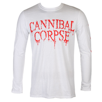 koszulka męska z długim rękawem CANNIBAL CORPSE - BUTCHERED AT BIRTH - PLASTIC HEAD, PLASTIC HEAD, Cannibal Corpse