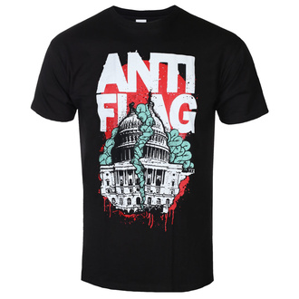 koszulka męska Anti Flag - Washington DC Black - Black - KINGS ROAD, KINGS ROAD, Anti-Flag