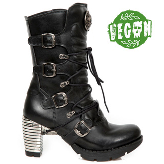 buty NEW ROCK - VEGAN NEGRO TRAIL, NEW ROCK