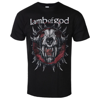 koszulka męska Lamb Of God - Radial - ROCK OFF, ROCK OFF, Lamb of God