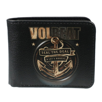 portfel Volbeat - Seal The Deal, NNM