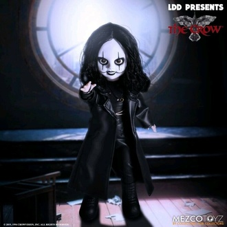 lalka The Crow - Eric Draven - Living Dead Dolls Doll, LIVING DEAD DOLLS