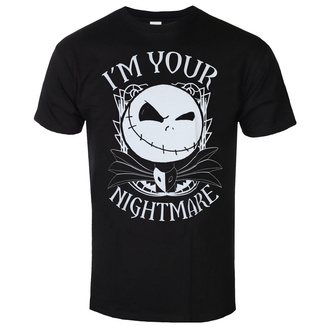 koszulka męska Nightmare Before Christmas - I'm Your Nightmare - Black, BIL, Nightmare Before Christmas