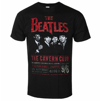 Męski t-shirt Beatles - Grota '63 Uni - ROCK OFF, ROCK OFF, Beatles
