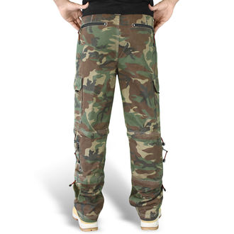 spodnie SURPLUS - Trekking Trouser - WOODLAND - 05-3595-22