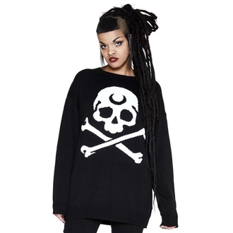 Unisex sweter KILLSTAR - 2 The Bone, KILLSTAR