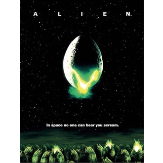 obraz Alien - One-sheet - PYRAMID POSTERS, PYRAMID POSTERS, Alien
