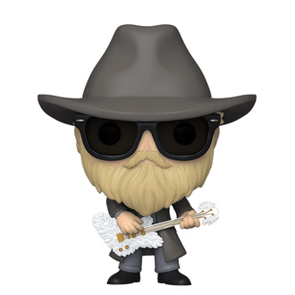 figurka ZZ Top - POP! - Dusty Hill, POP, ZZ-Top