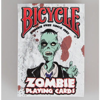 karty Bicycle Zombies, NNM