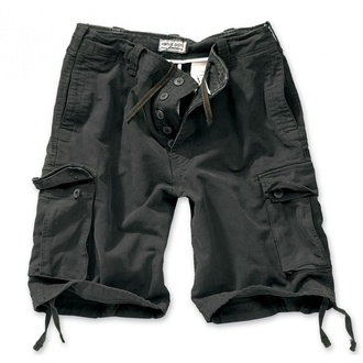 szorty męskie SURPLUS VINTAGE Short - Black - 05-5596-63