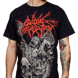 koszulka męska CATTLE DECAPITATION - Alone At The Landfill - Black - INDIEMERCH, INDIEMERCH, Cattle Decapitation