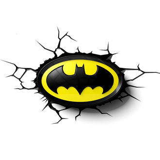 dekoracja Batman - DC Komiks 3D LED Light, NNM, Batman