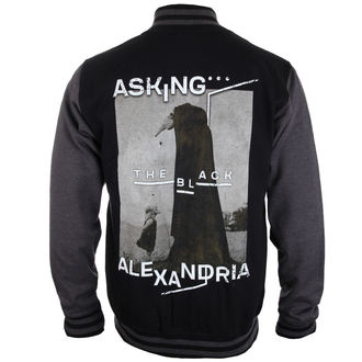 męska bluza bez kaptura Asking Alexandria - The Black Original Art - PLASTIC HEAD, PLASTIC HEAD, Asking Alexandria