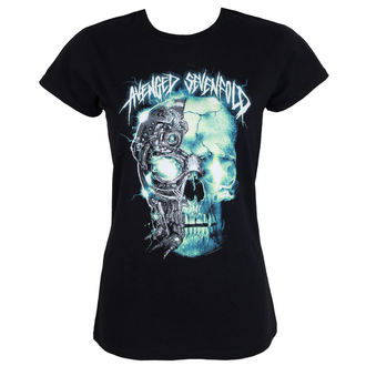 koszulka damska AVENGED SEVENFOLD - TURBO SKULL - PLASTIC HEAD, PLASTIC HEAD, Avenged Sevenfold