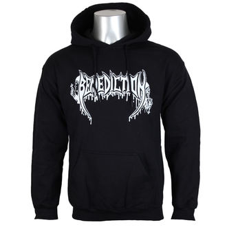 damska bluza BENEDICTION - Old School - Logo, NNM, Benediction