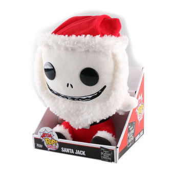 pluszowa maskotka Nightmare Before Christmas - Santa, NIGHTMARE BEFORE CHRISTMAS, Nightmare Before Christmas