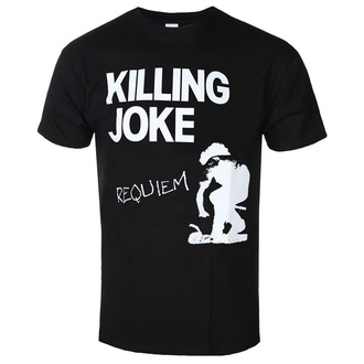 koszulka męska Killing Joke - REQUIEM - PLASTIC HEAD, PLASTIC HEAD, Killing Joke