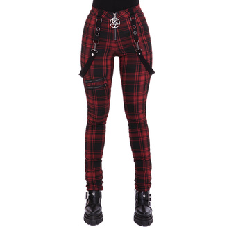 spodnie damskie KILLSTAR - Doll Parts Jeans, KILLSTAR
