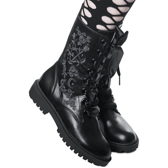 buty damskie KILLSTAR - Enchanted - BLACK, KILLSTAR