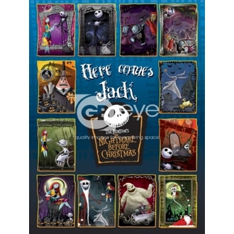 plakat - NIGHTMARE BEFORE CHRISTMAS - Compilation - FP2209 - GB posters
