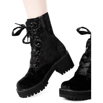 buty damskie KILLSTAR - Heather Combat, KILLSTAR