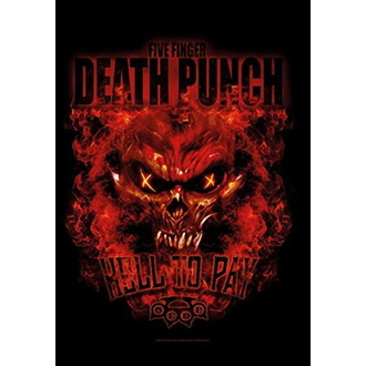 flaga Five Finger Death Punch - Hell to Pay - HFL1176