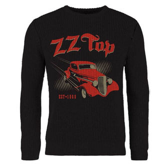 sweter męski ZZ TOP - ELIMINATOR - PLASTIC HEAD, PLASTIC HEAD, ZZ-Top