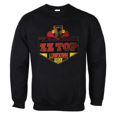 bluza męska ZZ Top - Lowdown - LOW FREQUENCY, LOW FREQUENCY, ZZ-Top