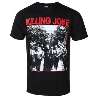 koszulka męska Killing Joke - POPE BLACK - PLASTIC HEAD, PLASTIC HEAD, Killing Joke