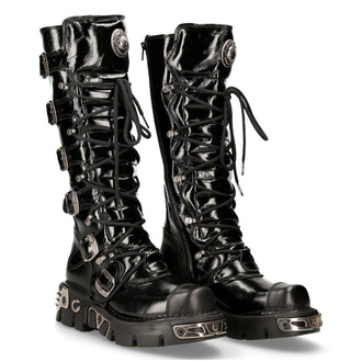 Buty NEW ROCK - CRUST NEGRO, NEW ROCK