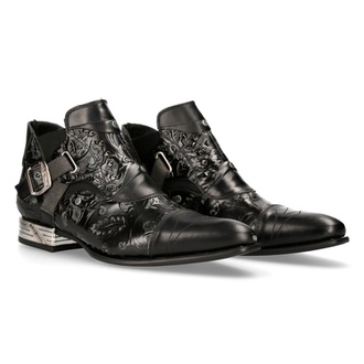 buty NEW ROCK - ANTIK PULIDO NEGRO, NEW ROCK