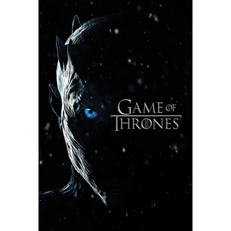 Plakat Game of thrones, NNM, Game of thrones
