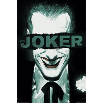 plakat THE JOKER - PUT ON A HAPPY FACE - DC COMICS - PYRAMID POSTERS, PYRAMID POSTERS