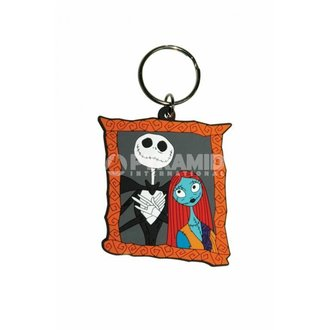 wisiorek The Nightmare Before Christmas (Jack & Sally) - RK38063, NIGHTMARE BEFORE CHRISTMAS