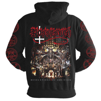 bluza męska POSSESSED - Revelations Of Oblivion - NUCLEAR BLAST, NUCLEAR BLAST, Possessed