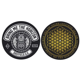 mata gramofonowa (zestaw 2 szt.) Bring Me The Horizon - Sheffield UK - RAZAMATAZ, RAZAMATAZ, Bring Me The Horizon