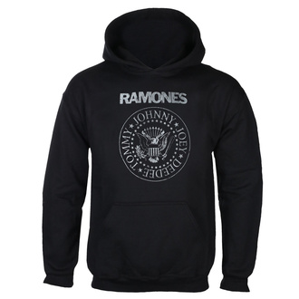 bluza męska RAMONES - CLASSIC LOGO - BLACK - GOT TO HAVE IT, GOT TO HAVE IT, Ramones