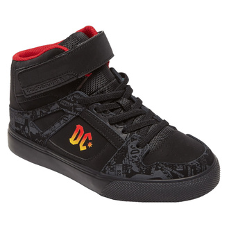 buty damskie DC - AC/DC - T.N.T. - HIGH-TOP - BLACK GRADIENT, DC, AC-DC