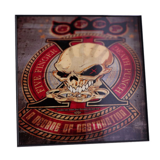obraz Five Finger Death Punch - Decade of Destruction, NNM, Five Finger Death Punch