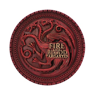 magnes Game of thrones - House Targaryen, NNM, Game of thrones