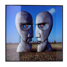obraz Pink Floyd - The Division Bell, NNM, Pink Floyd