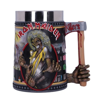 kubek (kufel) Iron Maiden - The Killers, NNM, Iron Maiden