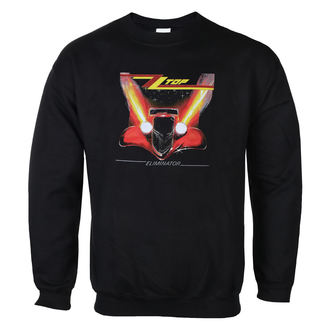 bluza męska ZZ Top - Eliminator - LOW FREQUENCY, LOW FREQUENCY, ZZ-Top