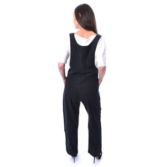 kombinezon damski Innocent - CAMDEN DUNGAREES - BLACK, Innocent
